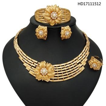 b0d6993bdc Hot time jewelry set wholesale fashion african women jewelry set necklace  jewelry set for party