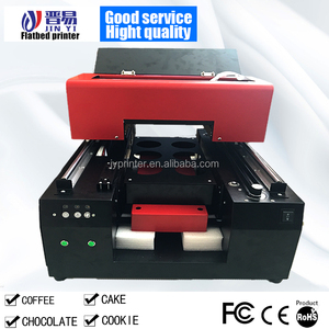 coffee printer machine price digital uv flatbed printer embossed quality 3d touched image hot foil stamping machine