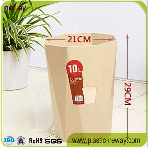 Professional manufacturer for OEN open top plastic waste bin