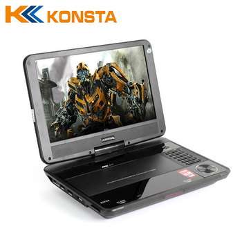 Portable Dvd Player With Dvb T2digital Tvcar Mstar 7802 Put Dvb T