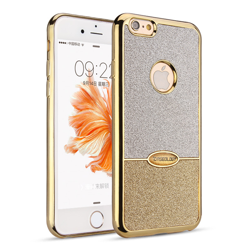 buy iphone 6 cheap bulk cheap color electroplating tpu for iphone 13708