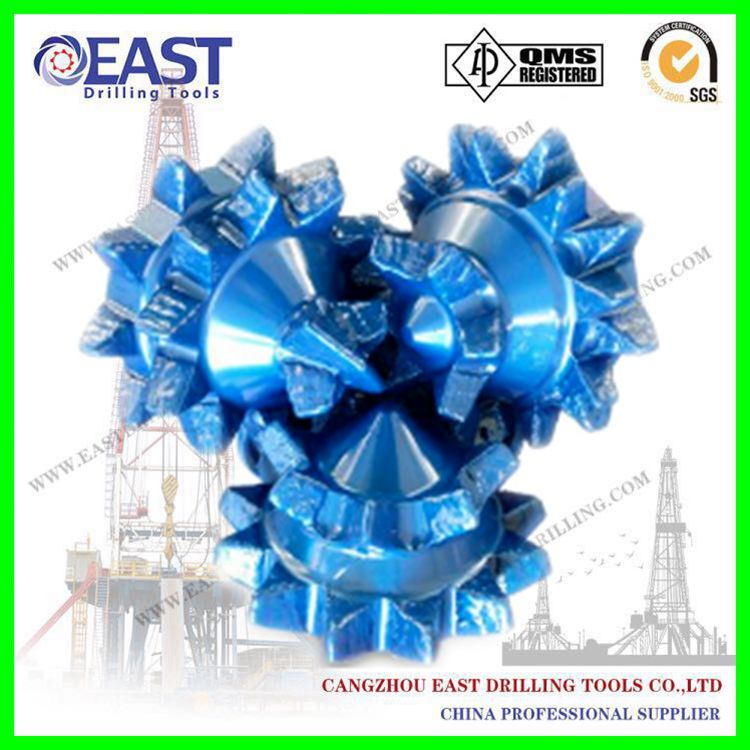 API New steel tooth hdd tricone bits roller drilling bit