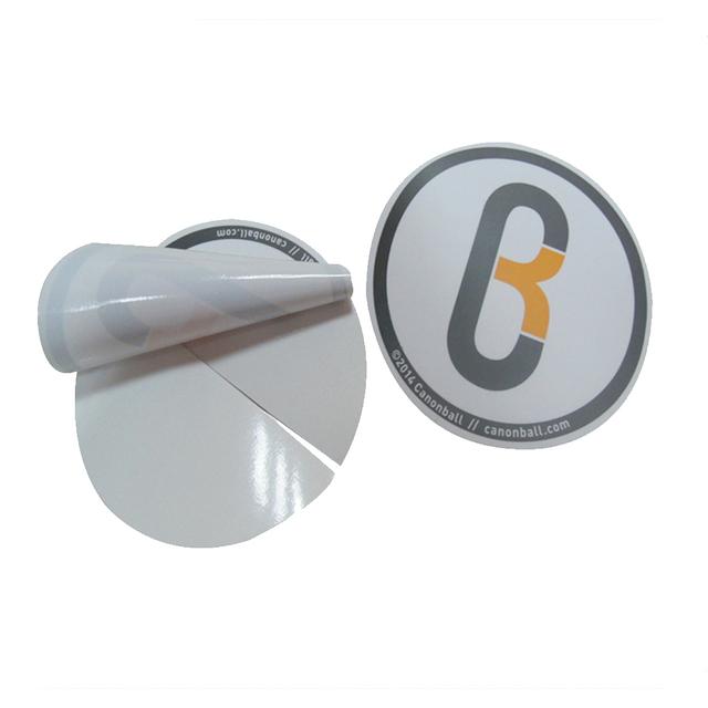 China Custom Logo On Sticker Wholesale Alibaba - How to install custom die cut vinyl stickers