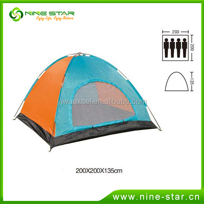 Hot Sale Wholesale Outdoor Waterproof Glamping Camping Beach Tent From Camping Equipment Best Sellers Exporter
