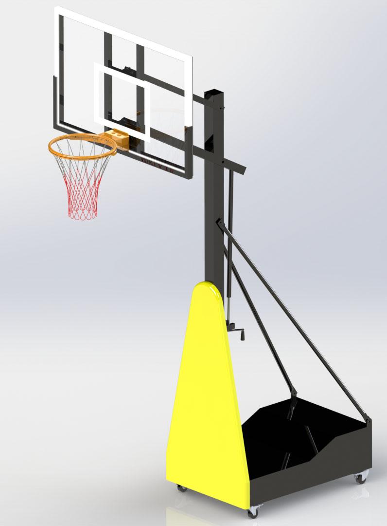 Basketball Stand Wrench WnsdhhaFX25 Basketball Hoop Kids Adult Portable Basketball System Hoop Stand Height Adjustable Indoor Mini Basketball,two Basketballs Pump