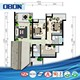 OBON residential building low cost house plans
