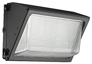 Lithonia Lighting TWR1 LED 3 50K MVOLT M2 Wall LED 59W Outdoor Luminaire Light, Bronze by Lithonia Lighting
