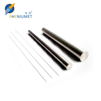 Customized purity 99.95% polished tungsten bar price for sale