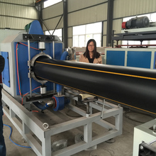 KFY 355-630mm water supply service pe hdpe pipe manufacturing machine