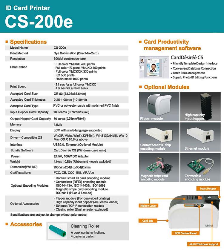 Credit card size hiti cs 200e plastic pvc id business card printer credit card size hiti cs 200e plastic pvc id business card printer colourmoves