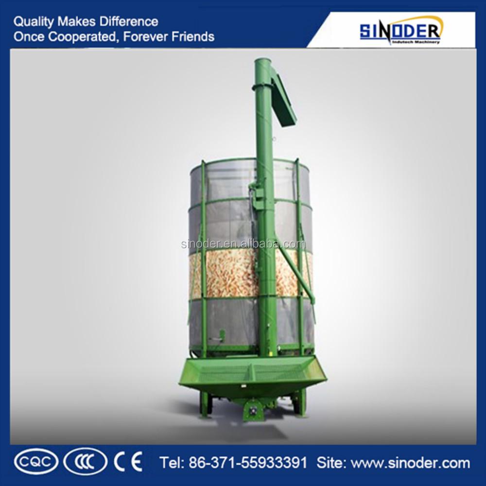 Sinoder Supply Mobile Grain Dryer Used For Drying Grain