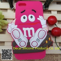 customized universal silicone phone case with high quality and Luxury pack