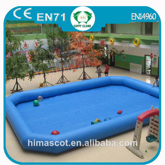 Venta caliente piscinas inflables gigantes inflables for Piscinas inflables precios
