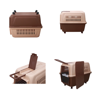 Promotion Protable Consign Pet Carrier Airline Approved, Wholesale Safe Box Pet Carrier