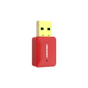 COMFAST CF-WU925A New Arrival Realtek 8811CU Free Driver 600M USB WiFi  Adapter Wireless Network Adapter Interface Card