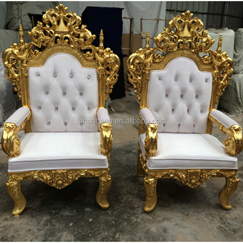 Luxury Carved Wooden King Quince Throne Chair King And Queen Chairs Buy Quince Throne Chair