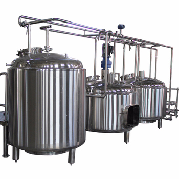 1BBL-30BBL Micro  Commercial Beer Brewing Equipment