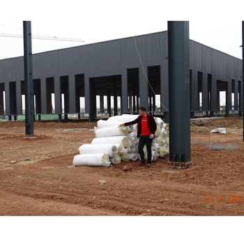 Quick Warehouse Quick workshop prefabricated steel frame house