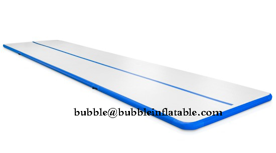 Double Wall Fabric Air Track 4m for Tumbling Training Air Mat
