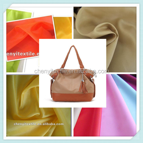 100% polyester taffeta interlining for bag