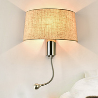 Simple Nordic European Wall Lamps For Hotel/livingroom/bedroom/office LED Bedside Wall Lights Modern American Lighting