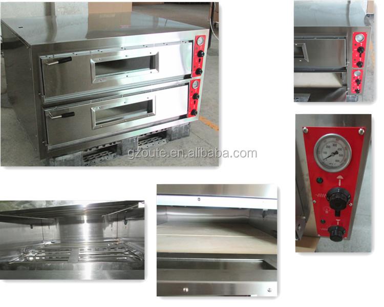 2 decks electric commercial pizza oven pizza vending machine - Commercial Pizza Oven
