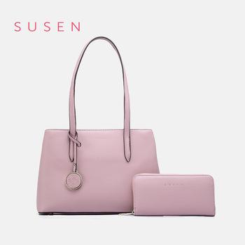 916b8271f95 Susen Dubai Guangzhou Ladies Elegance Shoulder Bag Handbag Women Pu Factory  Guangzhou Wholesale Fashion Brands Designer Handbag - Buy Pu ...