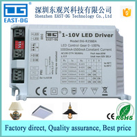 Buy 45W pwm led dimmer 45w 0-10v constant volatge power adapter ...