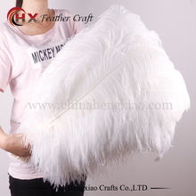 wholesale cheap synthetic 28-30 inch white ostrich feathers for wedding