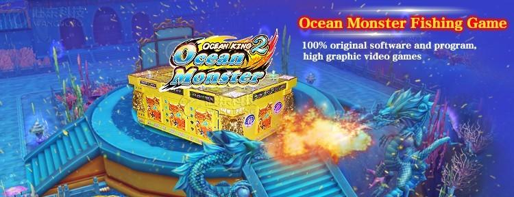 Four players fish season 4 arcade game adults fishing for Fish game gambling