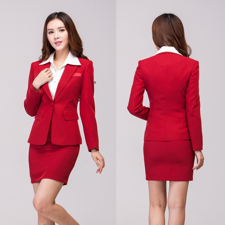 Female Skirt Suits 108