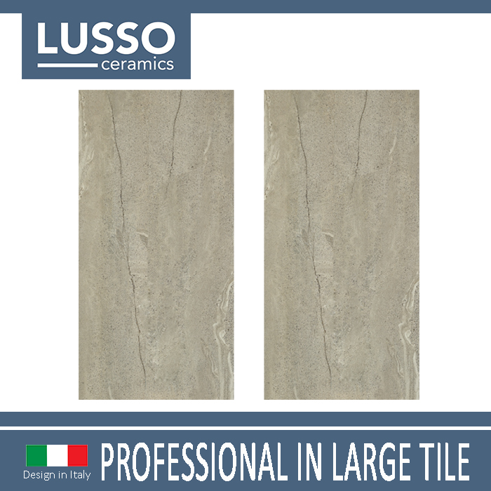 Lime stone series Cheap Thin floor tile Porcelain type Big size Foshan tile 600*1200 900*1800