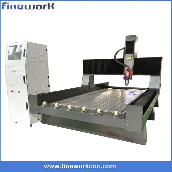 New designed FINEWORK cnc drill machine price small double-headed engraving machine ql-1218 china supplier mdf screw mak