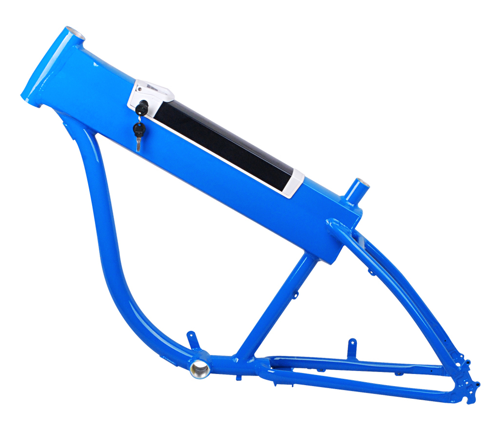 electric bike frame made by china supplier with over 20 years experience - Ebike Frame