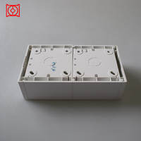 Cheap price OEM customized high precision plastic battery box injection mould