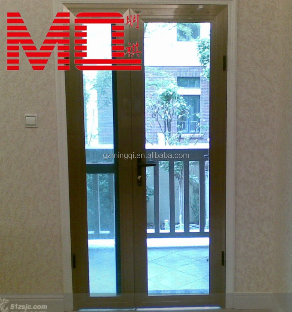 Swing Aluminum Front Dooraluminum Frame Glass Door Mq Em94 Buy