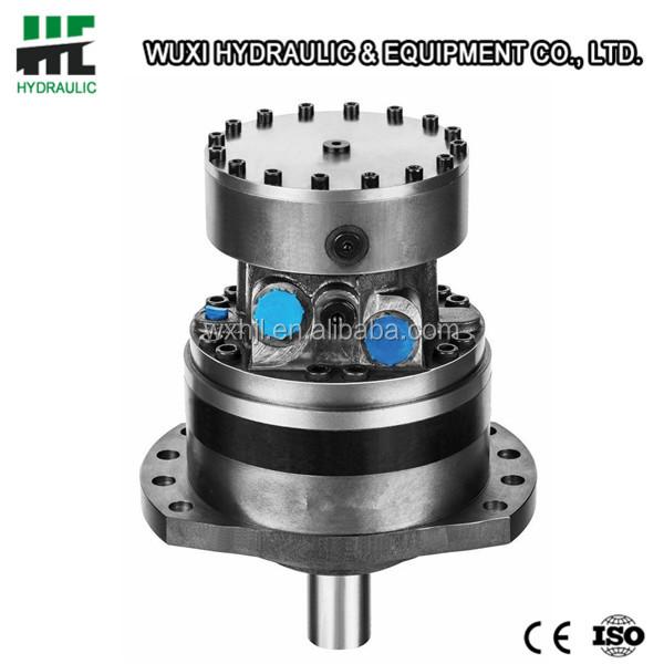 Poclain radial piston hydraulic motor MS05 MS08 MS18 MS25 MS35 MS50
