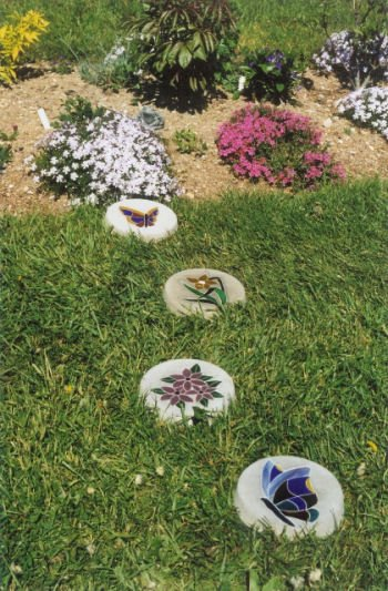 Stained Glass Mosaic Garden Art Buy Garden Art Ornaments Product