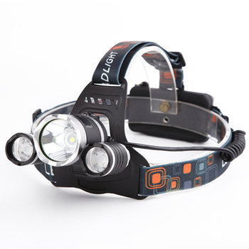 Hot sale Rechargeable LED Trail Running Head Light