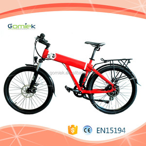 City simple high quality adult new design 36V mountain ebike