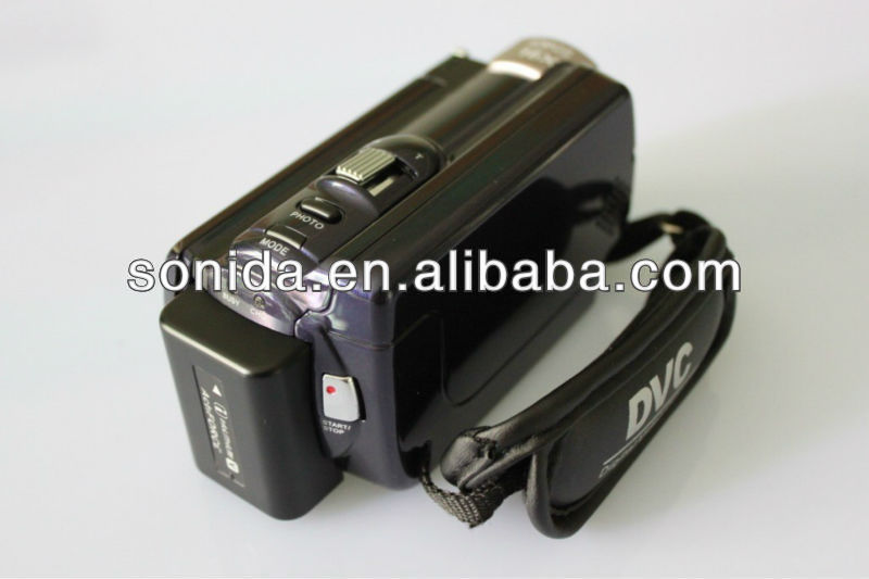Digital Camcorder Video Recorder HD DV HDV-603P