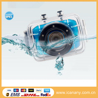 Cheap Digital Portable Waterproof Sports Camera with 50m cable
