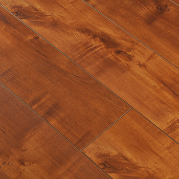 12mm HDF indoor dream home oak engineered flooring laminate wood flooring manufacture of china