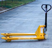 3 ton euro hand pallet jack truck with DF type hydraulic pump