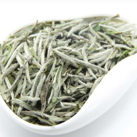 Organic White Tea product type Bai Hao Yin Zhen White Silver Needle loose tea - 4uTea   4uTea.com