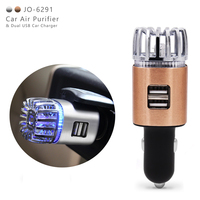 Unique Corporate Giveaway Promotional Gift Items 2020 Top Selling Items Car Air Purifier JO-6291