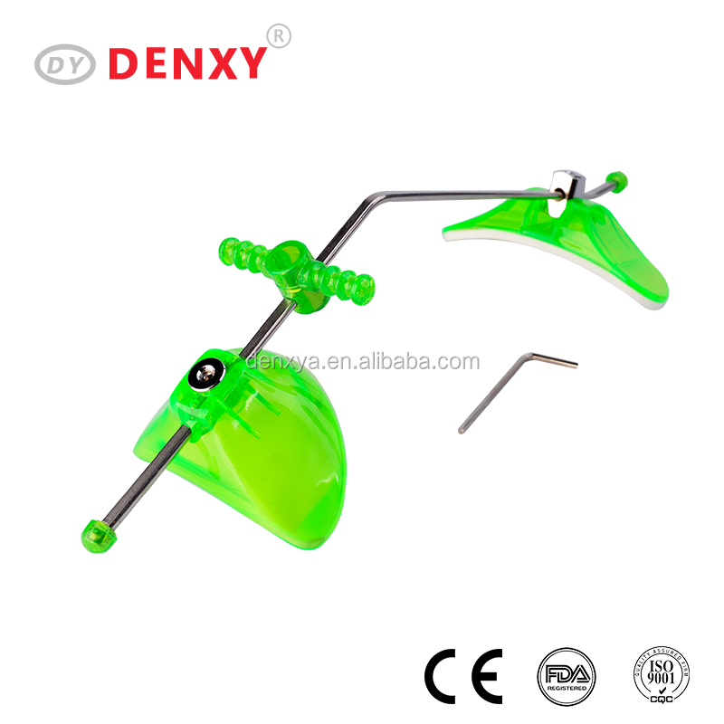 Denxy High Quality Dental Instruments Ortho Material Orthodontics Reverse Face Masks Orthodontic Face Mask Reverse Pull Headgear