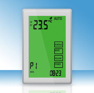 Blue Backlight Heating Termostato for Temperature Control