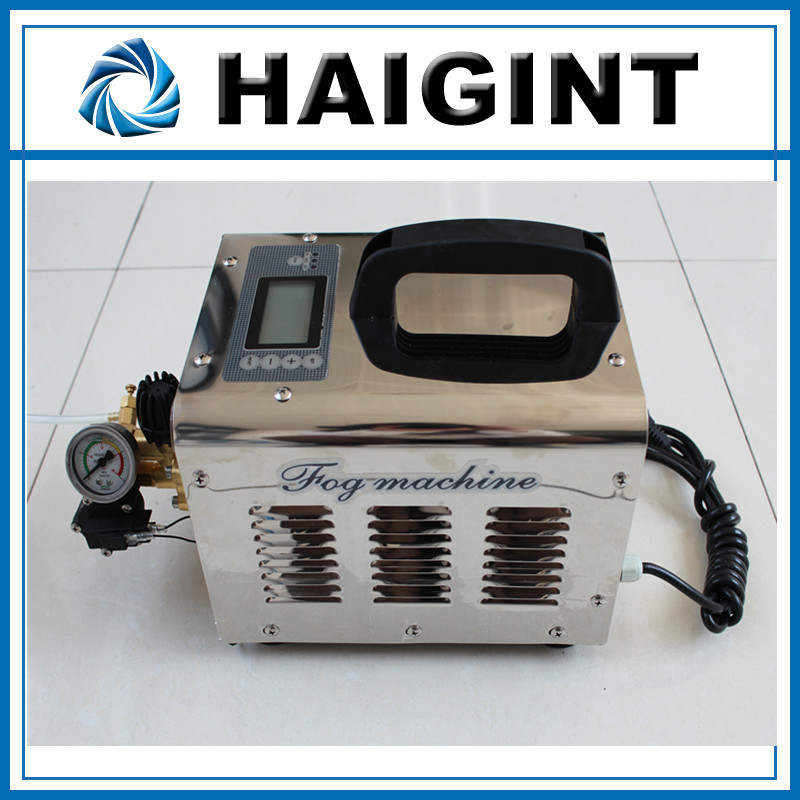 fog machine pumps