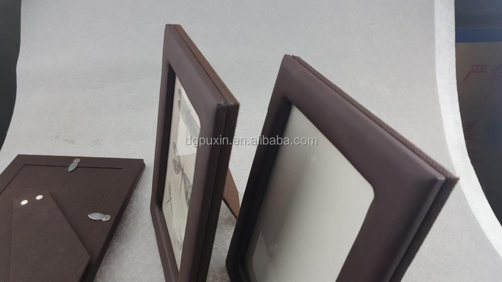 Hochwertige Top-design Pu Titelbild Rahmen - Buy Pu Titelbild Rahmen ...